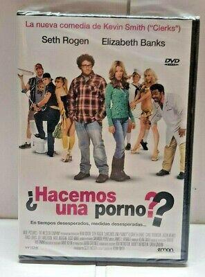 Pelicula Dvd Hacemos Una Porno Precintada 2