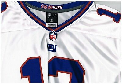 Top NEW YORK GIANTS #13 Odell Beckham Jr Nfl Color Rush Jersey $116.73  for sale