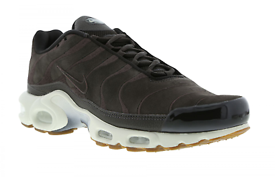HOMMES NIKE AIR Max Plus Ef Velours Marrons Tennis AH9697