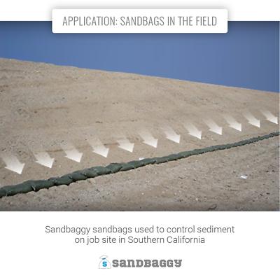 Sandbaggy 10 Green Empty Sandbags For Sale 14x26 Sandbag Sand Bags Bag Poly 9