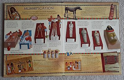 Big Book Of Egypt With Fun Flaps, Tabs, Foils And Pop-up Surprises! 6
