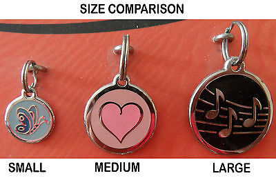 PAW PATROL Engraved / Personalised Dog ID Disc / Luggage Tags by Red Dingo 4