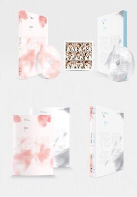 BTS [IN THE MOOD FOR LOVE PT.1] 3rd Mini Album 2Ver SET CD+FotoBuch+Karte SEALED 6