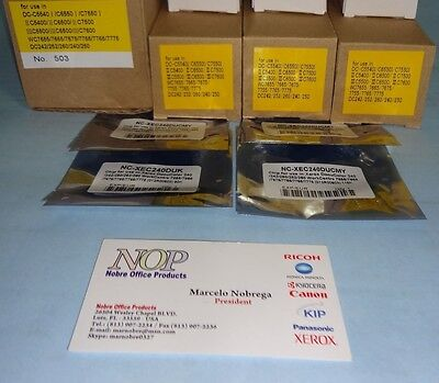 013R00603 13R603 COLOR DRUM OPC CHIP XEROX WORKCENTRE 7655//65//75 7755//65 7775