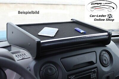 VW Crafter Bj ab 2006 Passform Ablagetisch Mittelablage mit Getränkehalter