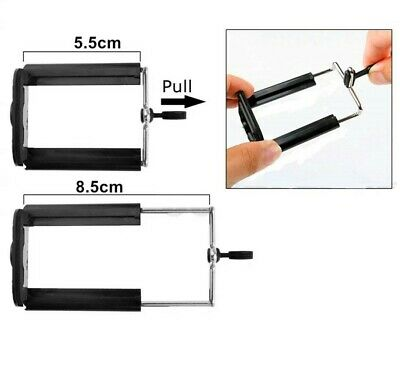 Treppiede cavalletto Flessibile supporto smartphone go pro telecomando Bluetooth 10