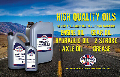 Turmopol 20 HD Gear Oil Suitable for Hilti 1 Litre 20HD 30215 1L 2