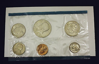 1980 UNCIRCULATED Genuine U.S. MINT SETS ISSUED BY U.S. MINT 3