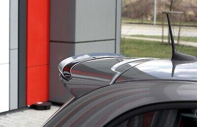 CUP Dachspoiler für Fiat 500 Abarth Heckspoiler Aufsatz Verlängerung Flügel