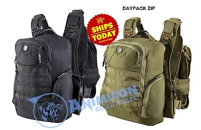 Mission Critical Daypack Backpack Baby Carrier Liner Diaper Zip Bundle New 2019
