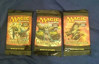43x mixed mtg booster pack italian (factory sealed) 5