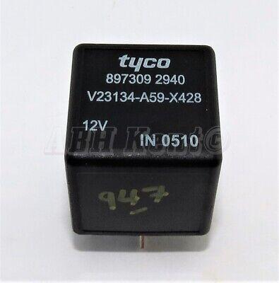 Multi-usage 4-Pin Micro Relais OMRON 12VDC 898005-4070 Thaïlande 00-15 742-Isuzu