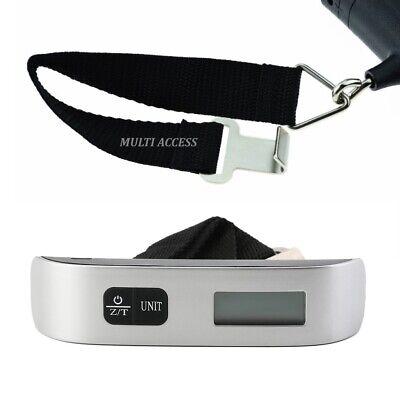 Pèse Bagage Electronique Portable Balance Numérique 50kg LCD Rétro-éclairé Peson 3