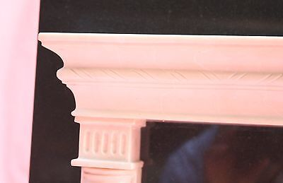 Magnificent French Art Deco Fireplace Marbel Miniature (Must See) 3
