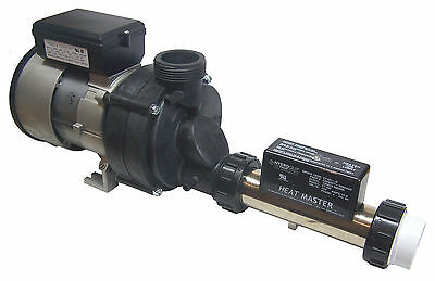 7 Of 10 Jetted Bathtub Heater   Hydro Quip   Heat Master (VAC)   1.5KW