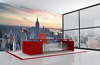 Skyline New York Wall Mural Photo Wallpaper Giant Wall Decor Paper Poster