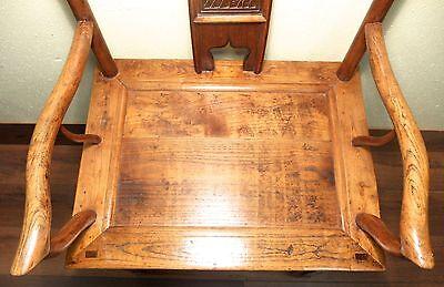 Antique Chinese Ming Arm Chairs (5910) (Pair), Circa 1800-1849 10