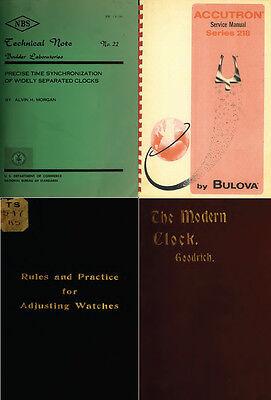 125 Rare Books On Horology, Pocket Watch, Clock, Sundial, Repair & More-Vol1 Dvd 7