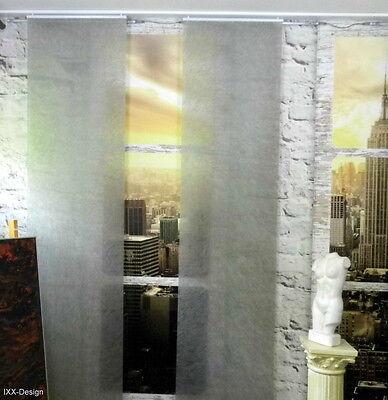 ixx design set fl chenvorhang in glasfaseroptik bis. Black Bedroom Furniture Sets. Home Design Ideas