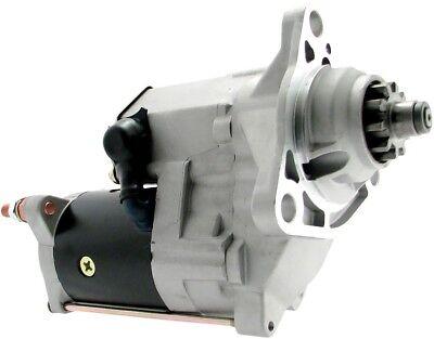 New Starter 428000-5190 fits Cummins ISX T2000 C500 Kenworth Peterbilt 19505 5