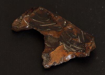 Unique Biface Bifacial Small Hand-Axe Flint Stone Age Tool 6.5K Negev Desert