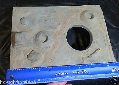 RARE Ancient Chinese Clay Stoneware Tomb Model Cook Stove with Fish! Han Dyn. 4