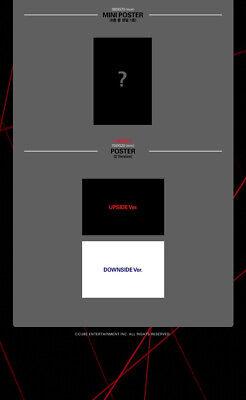 PENTAGON UNIVERSE:THE BLACK HALL 1st Album CD+POSTER+Book+Card+etc+PreOrder+GIFT 7