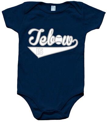 lowest price db274 763a0 BINGHAMTON RUMBLE PONIES New York Mets Tim Tebow Logo T-Shirt