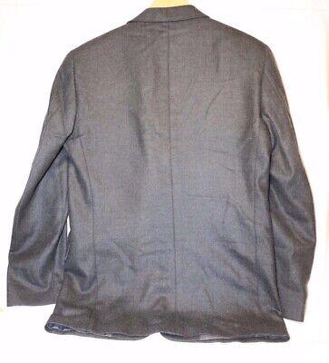 Mens 36R Joseph & Feiss Grey Cashmere Blend Blazer 3