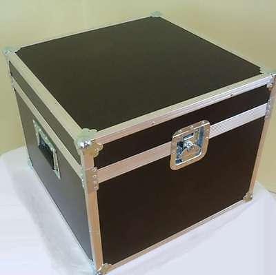 ROADINGER Transport-Flight-Case EP-64 4x PAR-64 Spot kurz, Scheinwerfer-Koffer