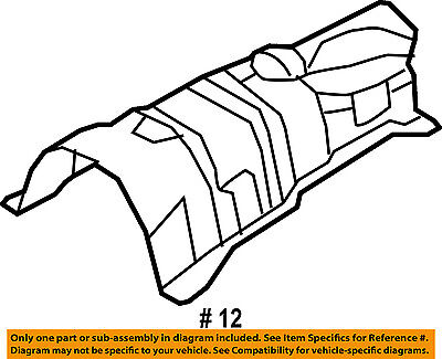 2007 Focus Exhaust Diagram