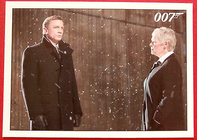 JAMES BOND ARCHIVES 2015 - QUANTUM OF SOLACE Base Set (90 Cards) - RITTENHOUSE