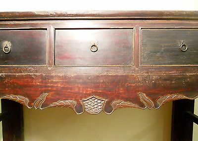 Antique Tall Temple Altar Table (5543), Phoebe Wood, Circa 1800-1949 4