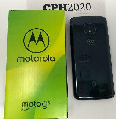 "Unlocked New Motorola Moto G6 Play XT1922-9 AT&T GSM Deep Indigo 5.7"" Phone 4"