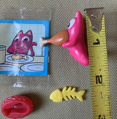 Hasbro Lost Kitties Figures Series 1~  #CATTITUDE Pants