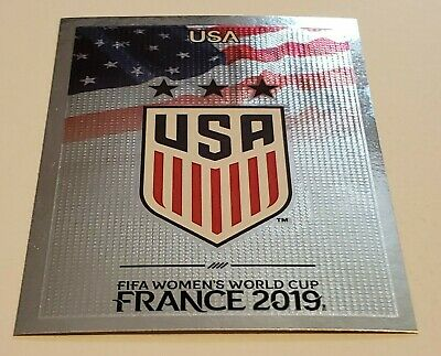 Usa National Team - Pick Any!! - Fifa Women's World Cup France 2019 Panini 4