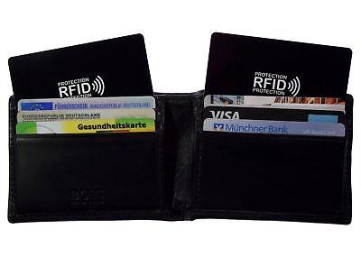 2x RFID & NFC Blocker Schutzkarte NEU Anti Skimming Card EC & Kreditkarten Perso 4