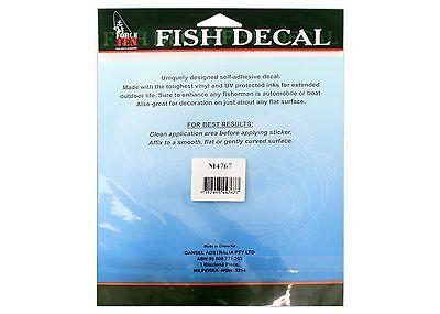 Vinyl Fishing Decal Marlin Fish Sticker Fish Decal Sailfish Boat Kayak M4771