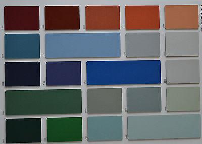HPL Fassadenplatten Balkonplatte vers. Größen u. Farben 6mm + Zubehör(60,00€/m²)