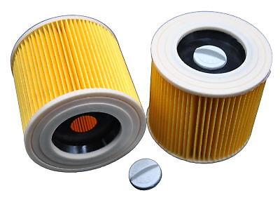 A 2004 A 2024 pt A 2101 A 2054 Me 2x Patronen-Filter für Kärcher A 2003