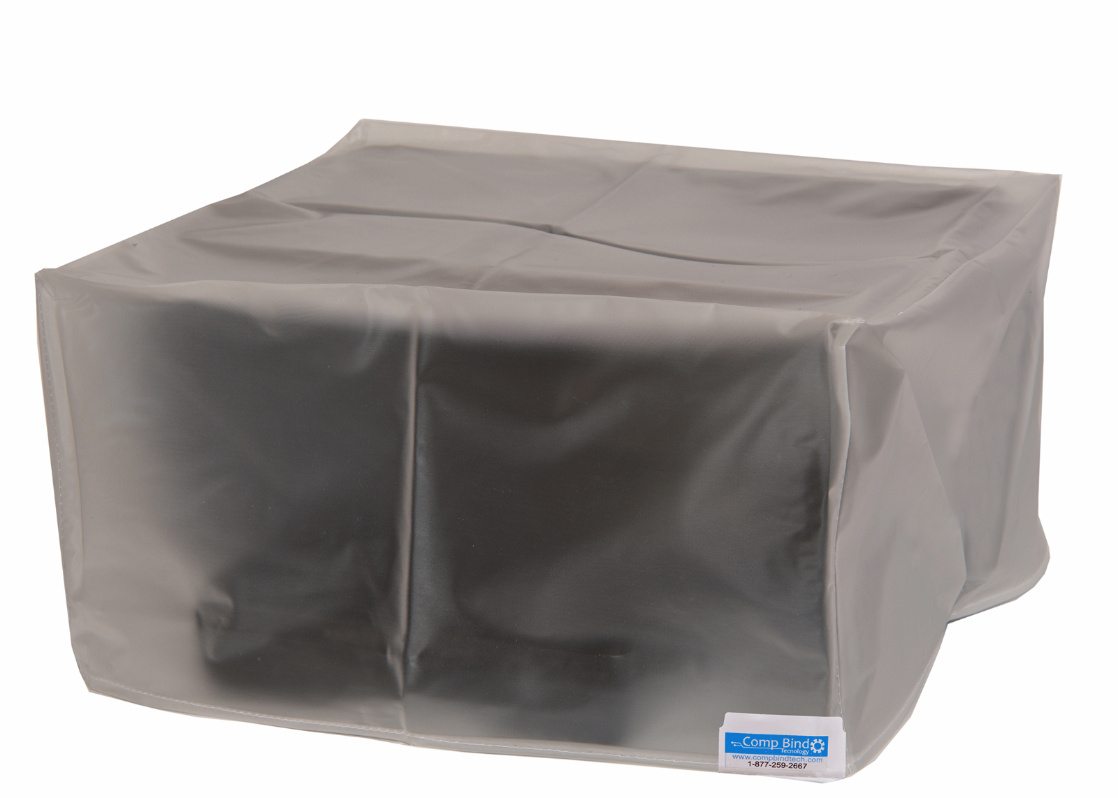 CLEAR VINYL DUST COVER FOR HP OfficeJet Pro 8600 Printer Made in USA