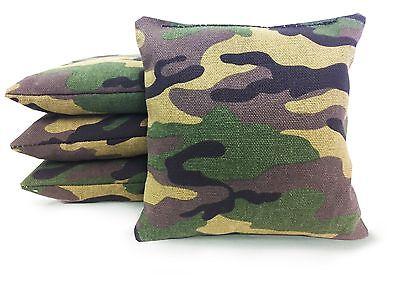 Set of 8 Cornhole Bags Regulation Size - 25 Colors -High Quality -  Corn Filled 7