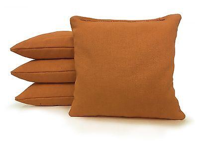 Set of 8 Cornhole Bags Regulation Size - 25 Colors -High Quality -  Corn Filled 4