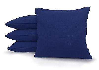 Set of 8 Cornhole Bags Regulation Size - 25 Colors -High Quality -  Corn Filled 6