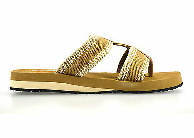 1bcba77b7 ... Mens Gladiator Sandals Summer Beach Cushioned Walking Flip Flop Mules  Shoe Size 9