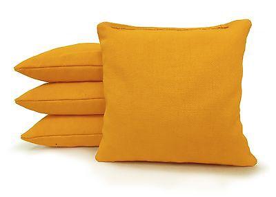 Set of 8 Cornhole Bags Regulation Size - 25 Colors -High Quality -  Corn Filled 5