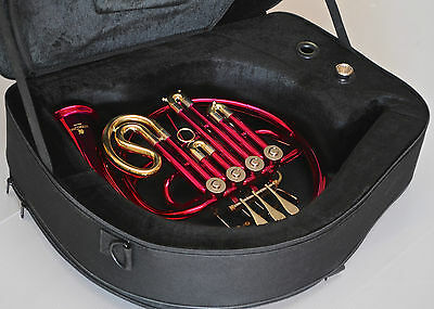 PINK • Bb Single STERLING FRENCH HORN • Pro Quality • Brand New • With Case •