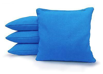 Set of 8 Cornhole Bags Regulation Size - 25 Colors -High Quality -  Corn Filled 3