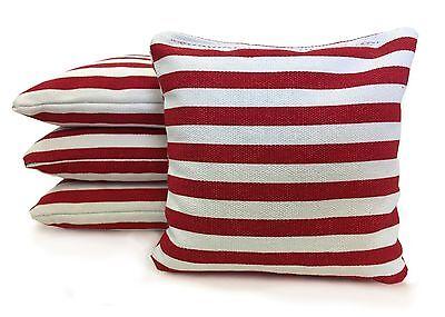 Set of 8 Cornhole Bags Regulation Size - 25 Colors -High Quality -  Corn Filled 11