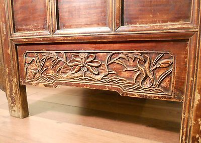 "Antique Chinese ""Butterfly"" Coffer (5626), Circa 1800-1849 8"